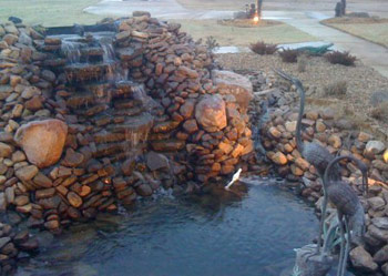 Little Rock Landscaping | A Paradise Landscaping | Maumelle, Sherwood, Jacksonville, Benton, AR